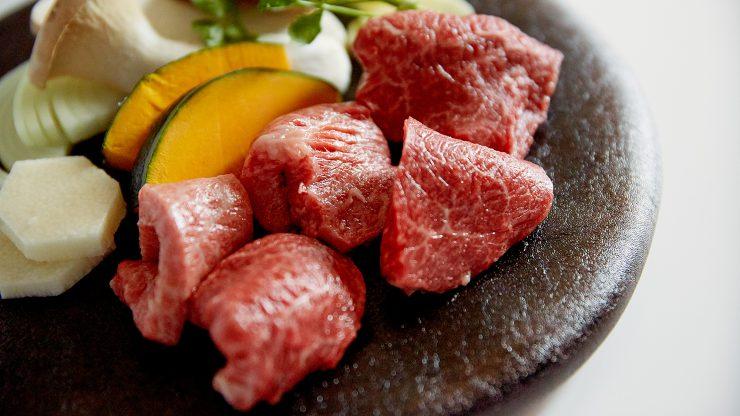 焼肉用飛騨牛(山勇牛)