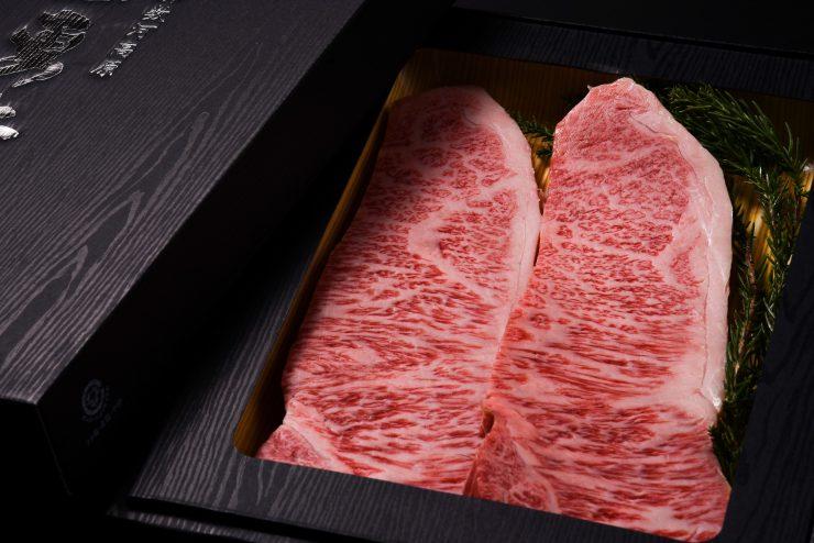 特別熟成(山勇牛)サーロインステーキ用 45日以上熟成